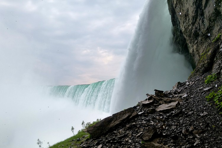Journey Behind the Falls, Niagara Falls, Ontario, Canada