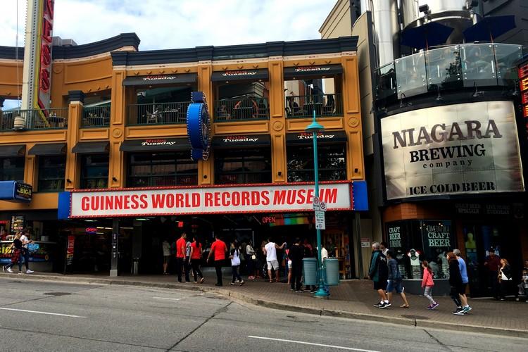 Niagara Brewery, Niagara Falls, Ontario, Canada