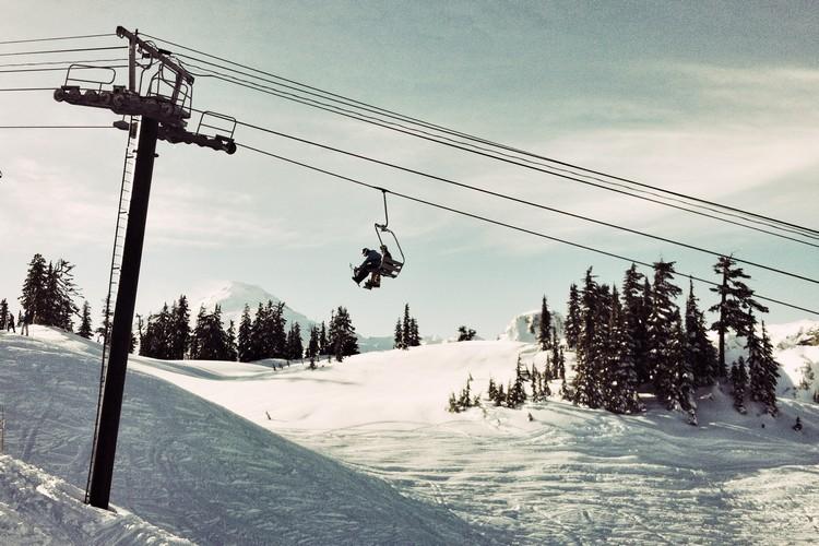 Mount Baker Ski Resort, Washington, USA