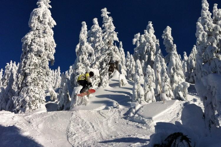 Cypress Mountain, Vancouver, British Columbia