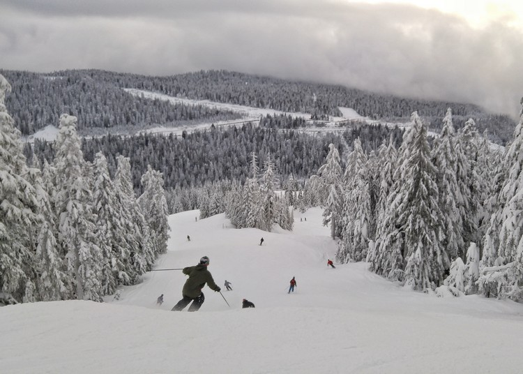 Cypress Mountain, British Columbia, Canada