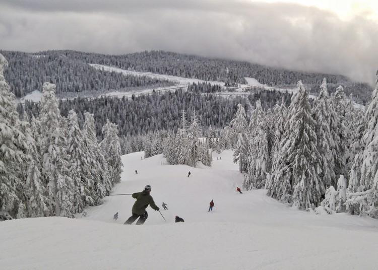 Cypress Mountain, British Columbia, Canada