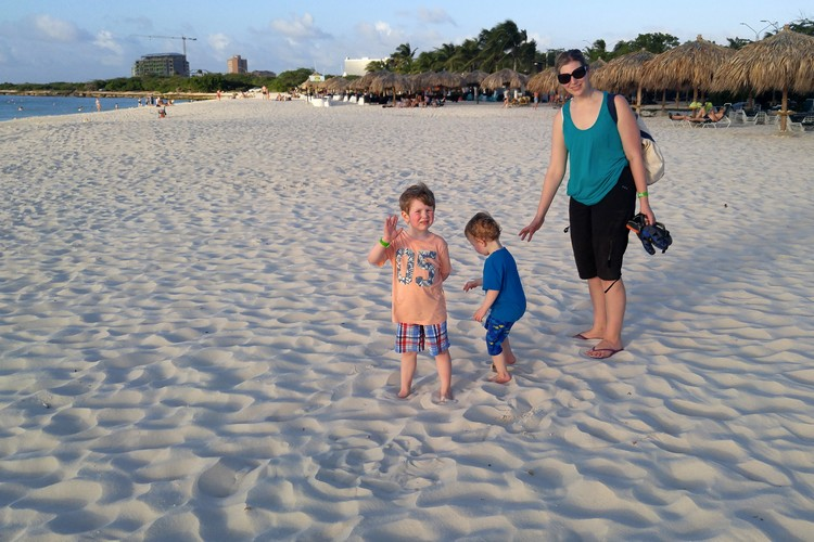First impressions and observations from our trip in Aruba in the