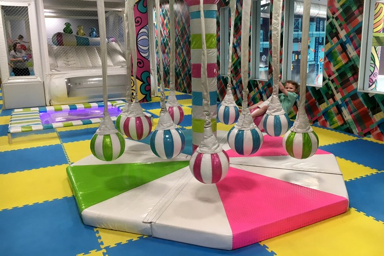Kids Playroom at The Grand at Moon Palace Resort Cancun Mexico