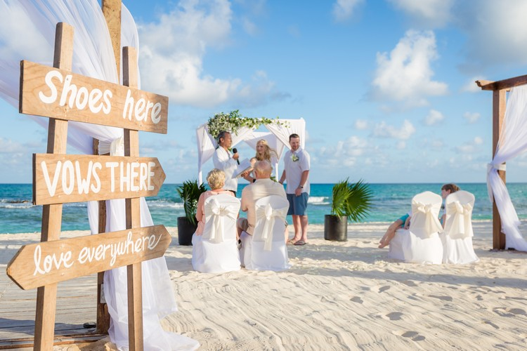 Details About Our Wedding Vow Renewal In Mexico S Riviera Maya