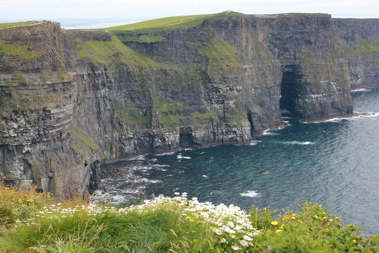Cliffs of Moher - Top Ireland attractions
