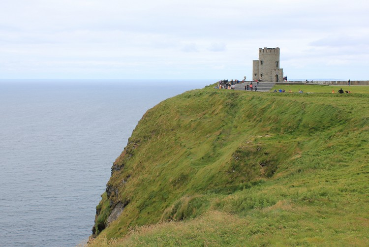 O'Brien's Tower, Cliffs of Moher, Ireland tourist attractions