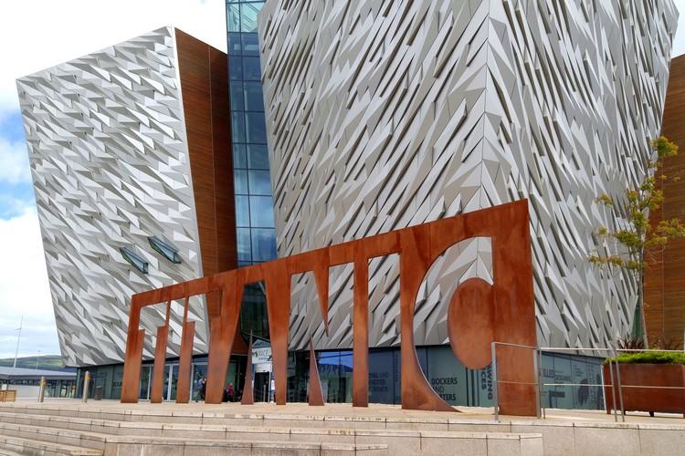 Belfast Titanic - Top Ireland attractions