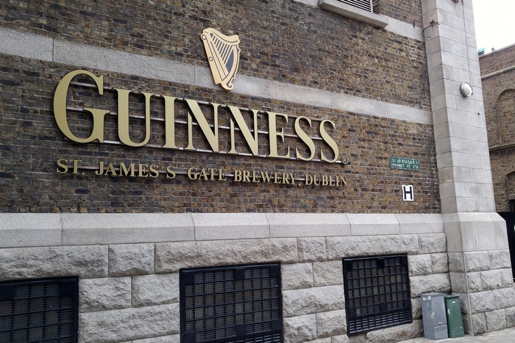 Guinness Storehouse, Dublin - Top Ireland attractions