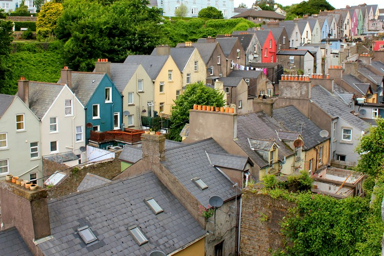 Cobh Deck of Cards - Top Ireland attractions
