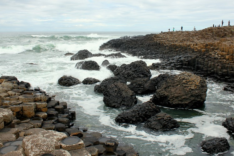 Ireland travel tips - Giant's Causeway in Northern Ireland