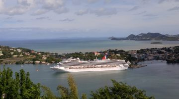 Things to do in St Lucia while on a Caribbean Cruise