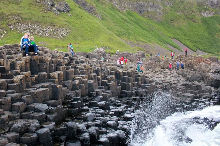 Giant's Causeway in Northern Ireland, top 10 Ireland attractions