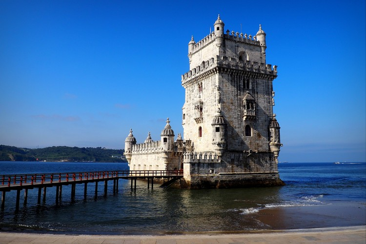 Belem Tower, Photos of Lisbon, Portugal