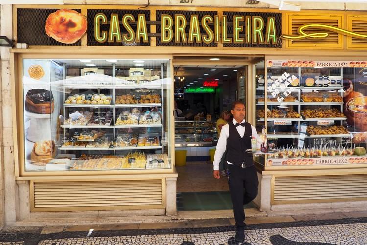 Casa Brasileira, Lisbon, Portugal
