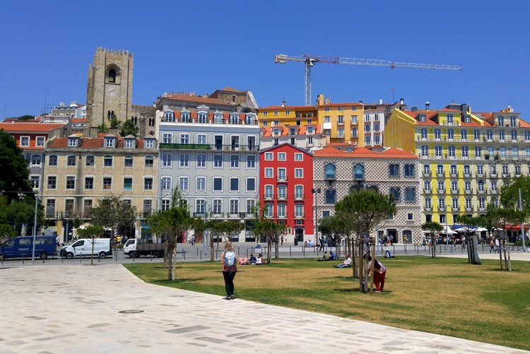 Architecture Lisbon Portugal