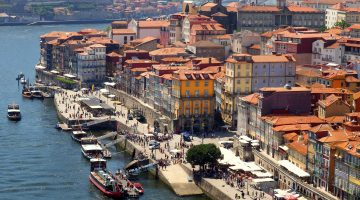 Here's what we did on our Portugal River Cruise with Viking