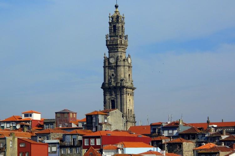 Torre dos Clérigos, Tower, Porto, Portugal