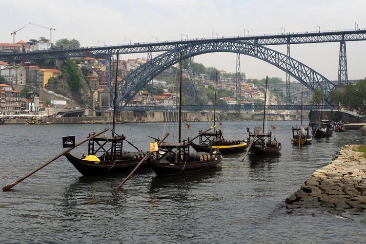 Douro River, Cityscape, Porto, Portugal
