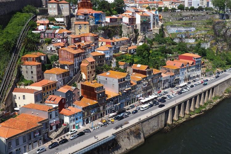 Photos of Porto, Portugal, Guindais Funicular