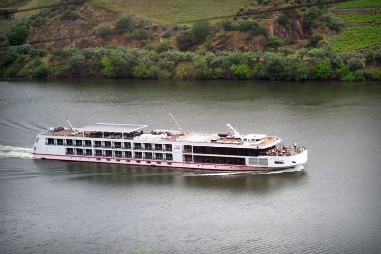 European river cruise, Viking Osfrid, Portugal, Douro River Cruise