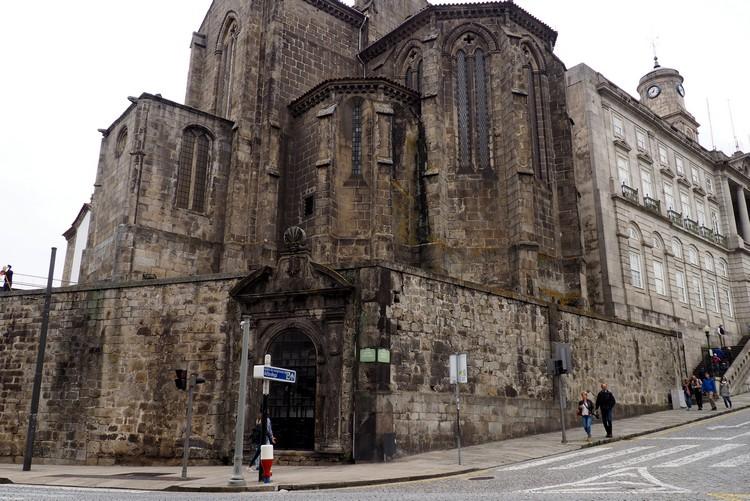 Church of Saint Francis, Porto, Portugal