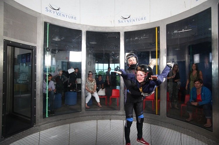 indoor skydiving quebec