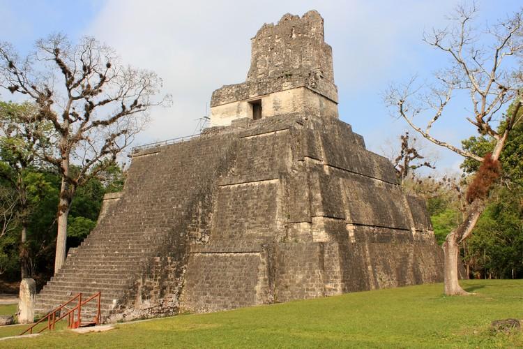Mayan Temple, Tikal National Park, Guatemala