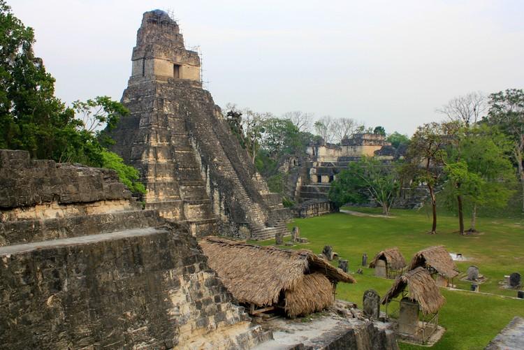 Temple 1, Tikal National Park, Guatemala