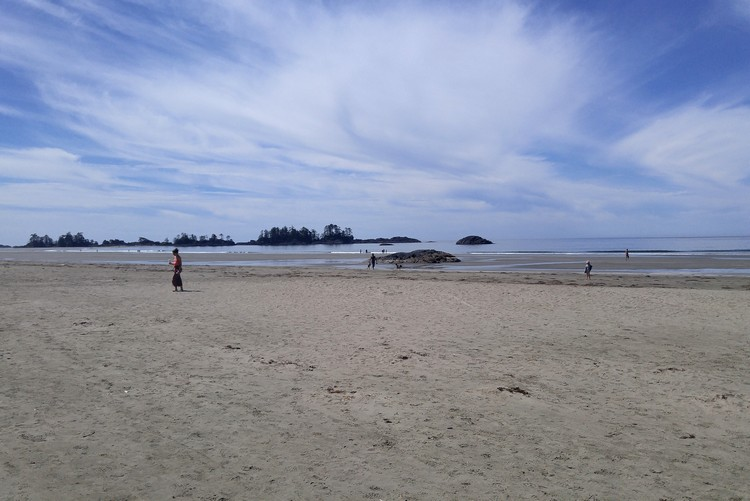 South Chesterman Beach, Tofino, West Coast Vancouver Island, Canada
