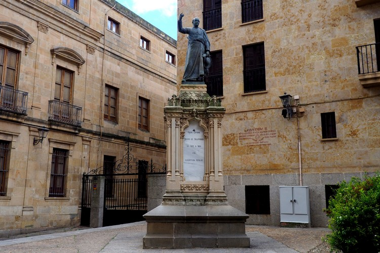 travel photos of Salamanca Spain
