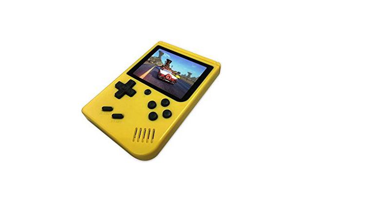 Kids Retro Gaming Device