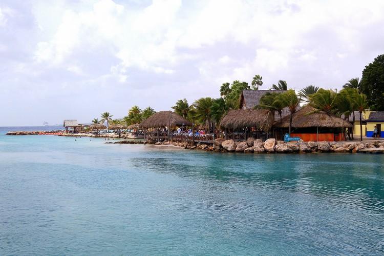 lions dive beach resort Curaçao Caribbean island