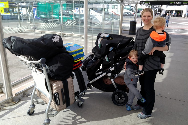 Should You Bring A Car Seat When You Travel With Kids Travel