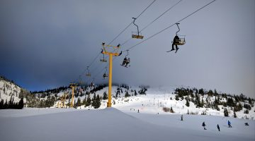 Our family ski trip to Sasquatch Mountain Resort in British Columbia
