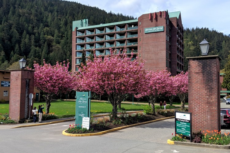 Harrison Hot Springs Resort East Tower