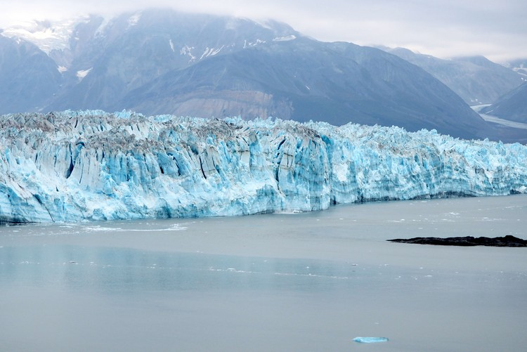 Photo of Hubbard Glacier in Alaska on Celebrity Eclipse Alaska Cruise
