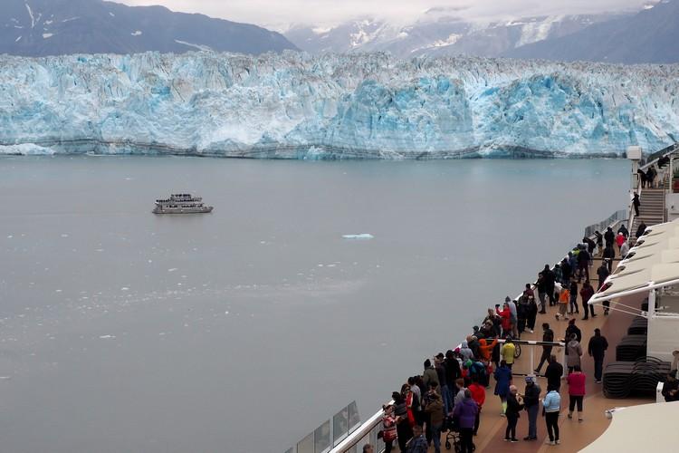 Hubbard Glacier Alaska Cruise with Celebrity Eclipse