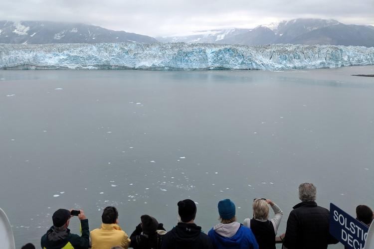 Hubbard Glacier Alaska Cruise