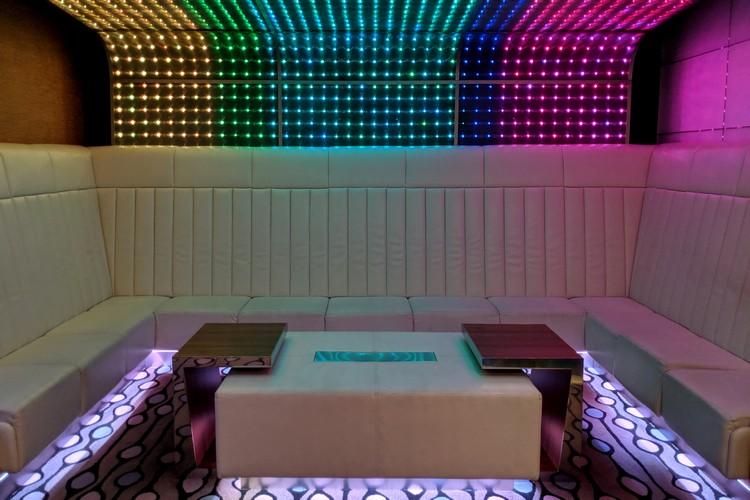 Quasar nightclub on Celebrity Eclipse cruise ship