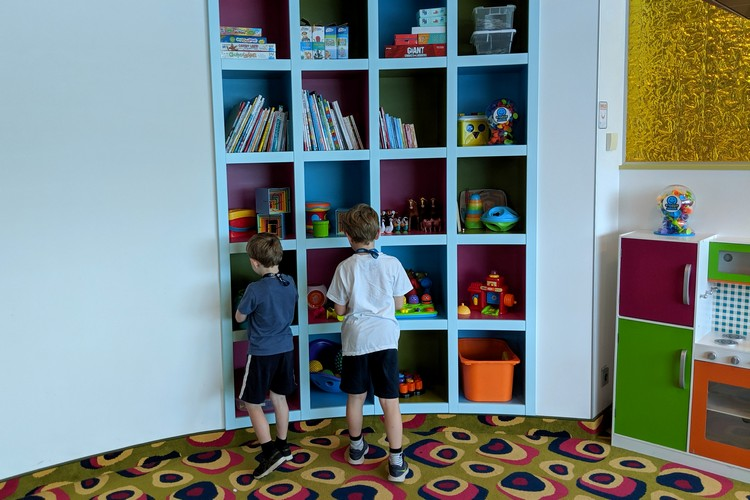 fun factory kids room Celebrity Eclipse cruise ship