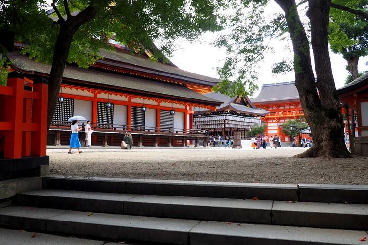 Yasaka Shrine photos of Kyoto Japan