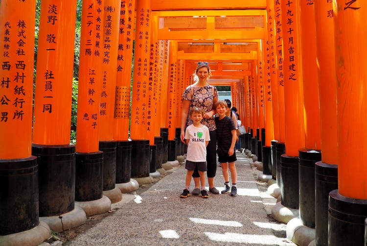 Japan travel tips for families