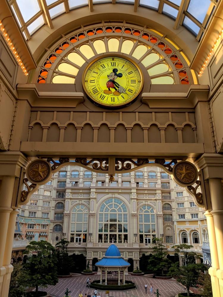 Views from Tokyo Disneyland Station