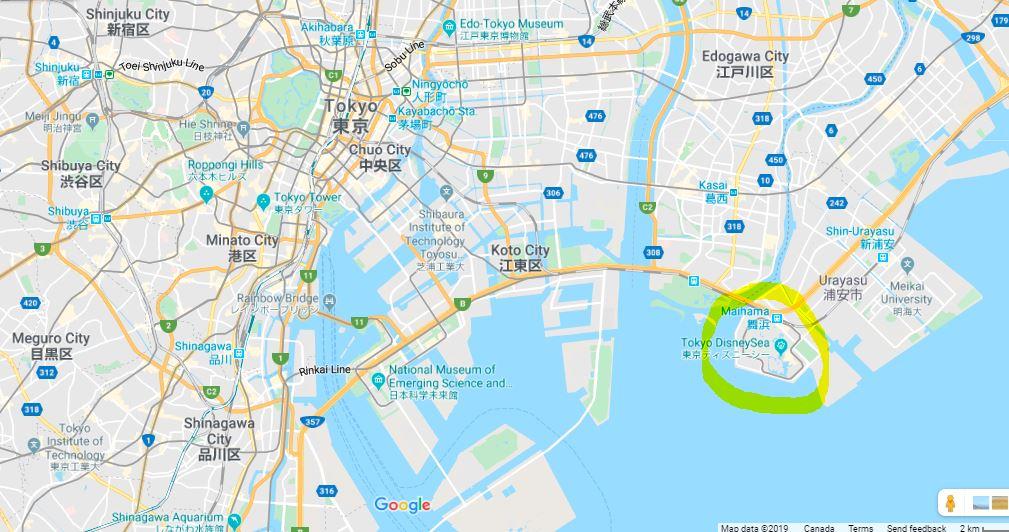 Staying At Tokyo Disney Resort Sheraton Grande Tokyo Bay Review
