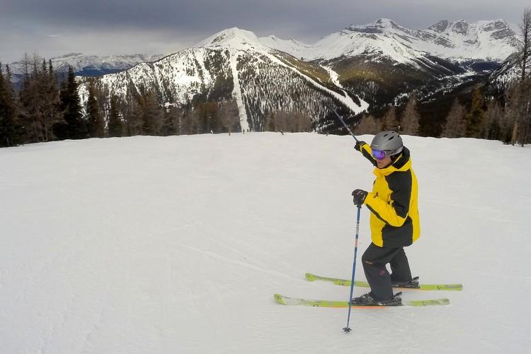 ski friend program at lake louise ski resort skibig3