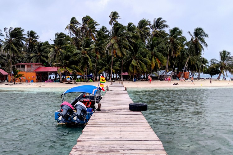 how to get to San Blas Islands from Panama City, Panama travel guide