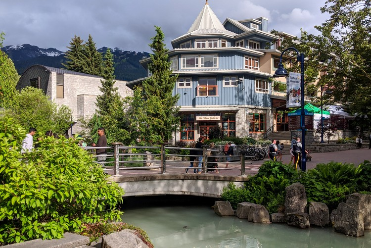 Whistler Village Stroll, things to do in Whistler this summer 2020