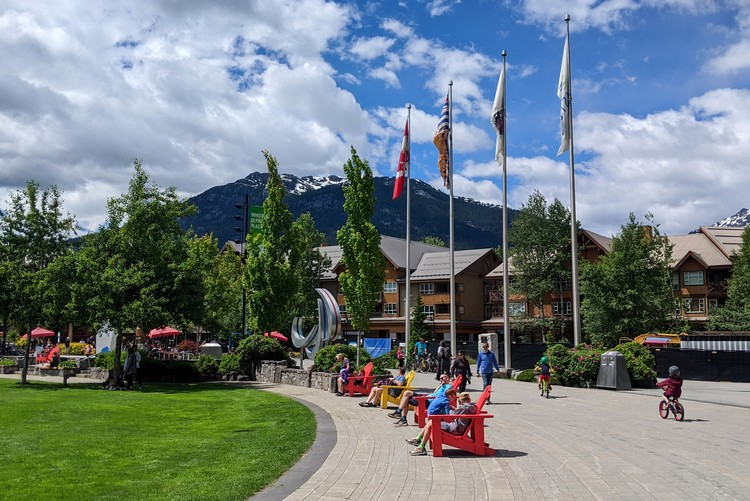 things to do in Whistler this summer with kids and family