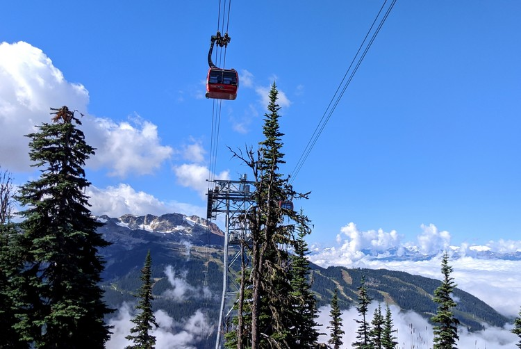 Whistler Jeep Tour with Canadian Wilderness Adventures, Blackcomb Glacier Safari sightseeing tour mountains and glaciers